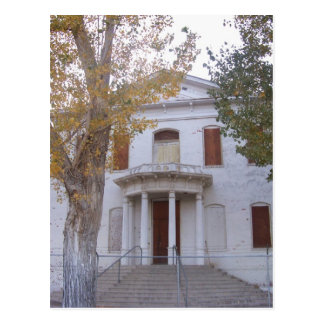 Das alte Mineral County Gericht Postkarte