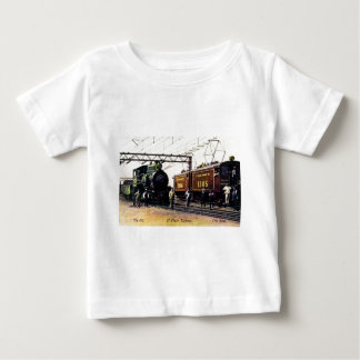Das alte New St. Clair Tunnel Company Baby T-shirt