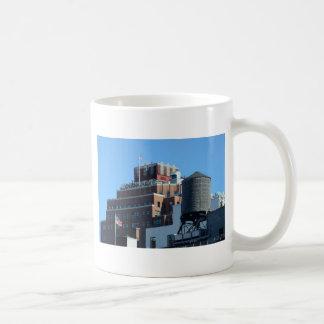 Das alter Hafen-Berechtigungs-Gebäude Kaffeetasse