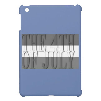 DAS am 4. Juli iPad Mini Hülle