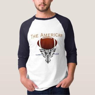 Das amerikanischer Fußball klassische Men't Shirt