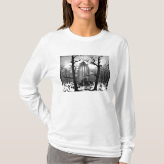 Das angepasste Hoddie der Frauen T-Shirt