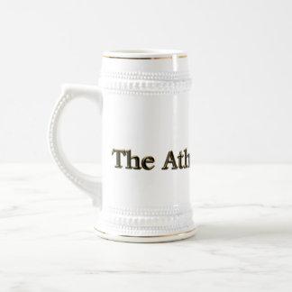 Das atheistische Bier Stein des Kodex-22oz Bierkrug