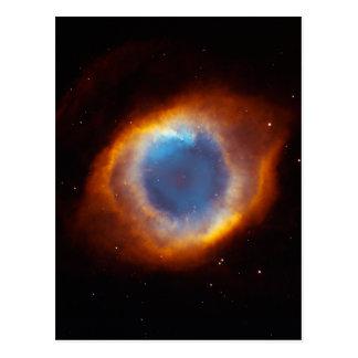 Das Auge der Galaxie Postkarte