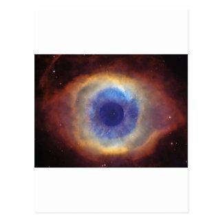 Das Auge des Gottes Postkarte