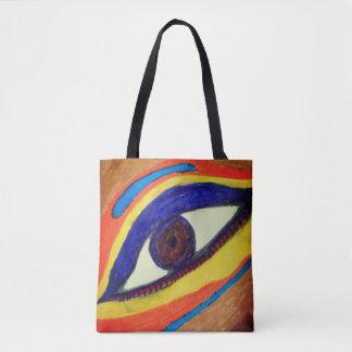 das Auge Tasche