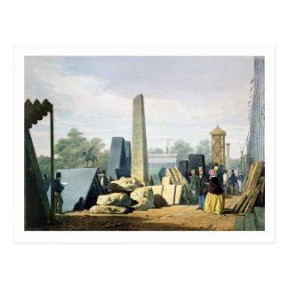 """Das Äußere, von """"Dickinsons umfassendem Pict Postkarte"""