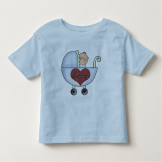 Das Baby der Mama T Shirts