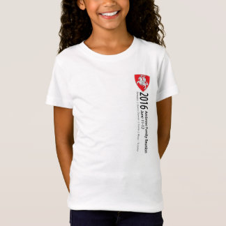 Das Baby des Mädchens - Puppe angepasstes T-Shirt
