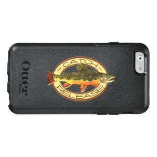 Das Bachforelle-Fischen OtterBox iPhone 6/6s Hülle
