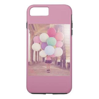 Das Ballonmädchen iPhone 8 Plus/7 Plus Hülle