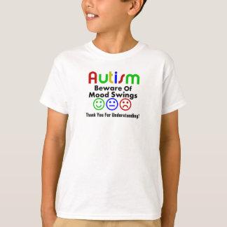 Das BasicTagless ComfortSoft® der Autismus-Kinder T-Shirt