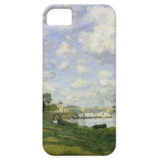 Das Becken bei Argenteuil - Claude Monet iPhone 5 Hülle