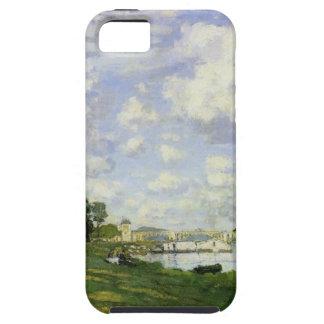 Das Becken bei Argenteuil - Claude Monet iPhone 5 Schutzhülle