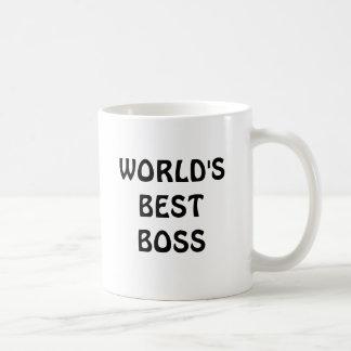 DAS BESTBOSS DER WELT KAFFEETASSE