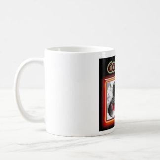 Das beste Teil des Aufwachens, ist ColVane in Kaffeetasse