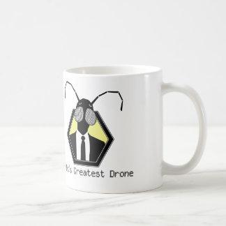 Das bestste Drohne der Welt Kaffeetasse