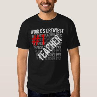 Das bestste Teache #1 Teac der beste T Shirt