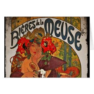 Das Bier Muse Karte