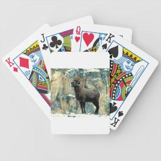 Das Bighorn-RAM Bicycle Spielkarten