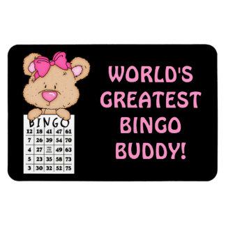Das Bingo-Freundmagnet der Welt bestster Eckige Magnete