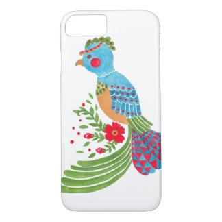 Das blaue Quetzal iPhone 8/7 Hülle