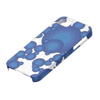 The Blue 70's year styling  Schutzhülle Fürs iPhone 5