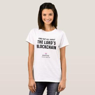Das blockchain des Lords T-Shirt