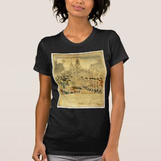 Das Boston-Massaker durch Paul Revere T-Shirt