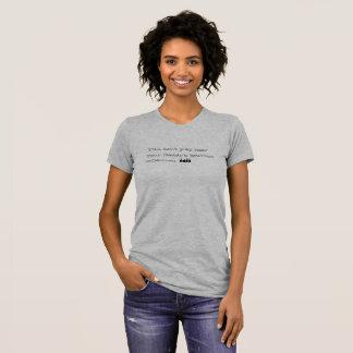 Das Bourbon des Vatis T-Shirt