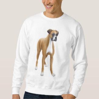 Das Boxer-Sweatshirt Sweatshirt