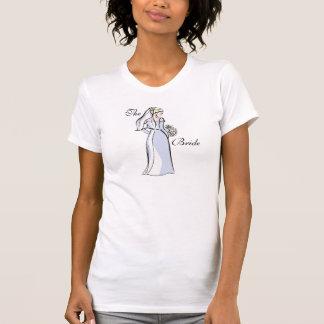 Das Braut-T-Shirt T-Shirt