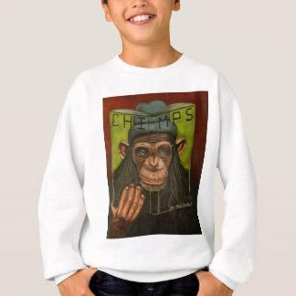 Das Buch der Schimpansen Sweatshirt