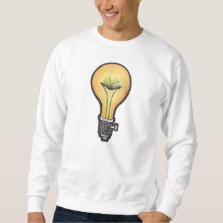 Das Buch-Licht Sweatshirt