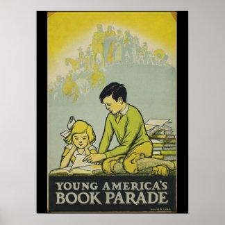Das Buch-Wochen-Plakat 1932 Kinder Poster