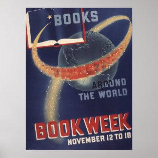 Das Buch-Wochen-Plakat 1939 Kinder Poster