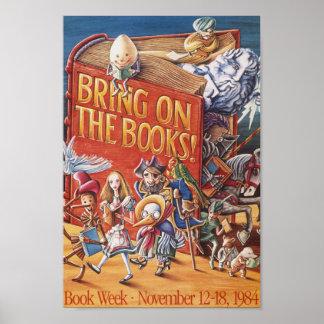 Das Buch-Wochen-Plakat 1984 Kinder Poster