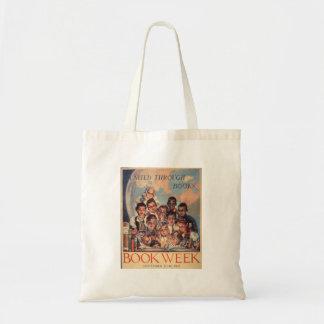 Das Buch-Wochen-Tasche 1944 Kinder Tragetasche