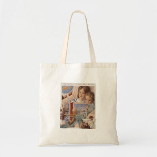 Das Buch-Wochen-Tasche 1991 Kinder Tragetasche