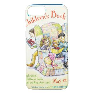 Das Buch-Wochen-Telefon-Kasten 2014 Kinder iPhone 8/7 Hülle