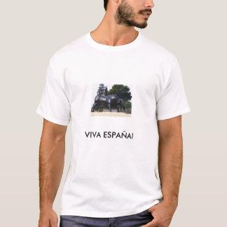 DAS BULL, VIVA ESPAÑA! T-Shirt