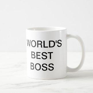 das Büro - beste der Chef-Tasse der Welt Tasse