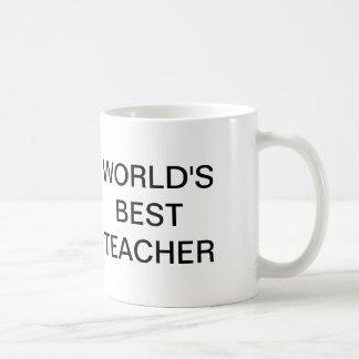 Das Büro, der beste Lehrer der Welt Tasse