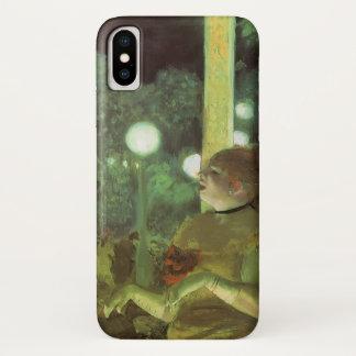 Das Café-Konzert durch Edgar entgasen, Vintage iPhone X Hülle