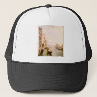 Das Canal Grande, Venedig durch Franz Richard Truckerkappe