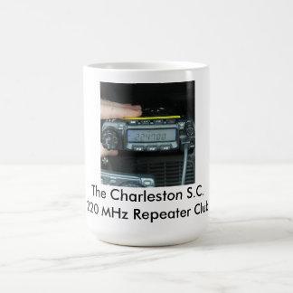 Das Charleston 220 MHZ-Verstärker-Verein Kaffeetasse