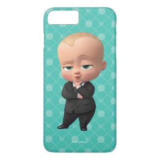 Das Chef-Baby | bin ich der Chef! iPhone 8 Plus/7 Plus Hülle