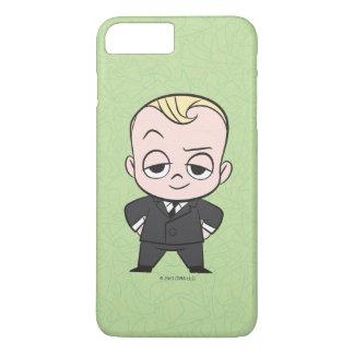 Das Chef-Baby | bin ich kein gewöhnliches Baby iPhone 8 Plus/7 Plus Hülle