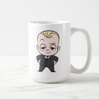 Das Chef-Baby | bin ich kein gewöhnliches Baby Kaffeetasse