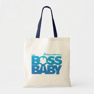 Das Chef-Baby-Logo Tragetasche